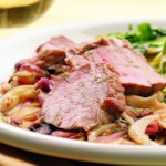 Apple-&-Fennel Roasted Pork Tenderloin