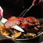 Orange-Roasted Duck