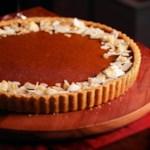 Pumpkin Coconut Tart