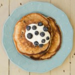 Blueberry-Pecan Pancakes