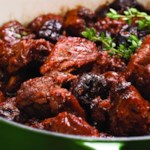 Ragout of Pork & Prunes
