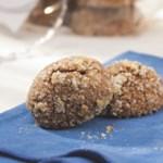 Orange Spice Molasses Cookies