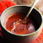 Red Chile-Spiked Chocolate Mousse