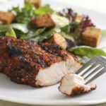 Paprika-Herb Rubbed Chicken