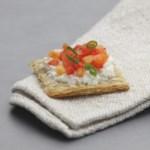 Goat Cheese & Veggie Morsel