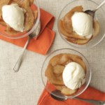 Caramelized Spiced Pears