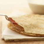 Easy Whole-Grain Crepes