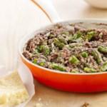 Asparagus & Mushroom Risotto