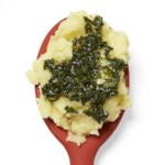 Olive Oil & Herb Mashed Potatoes
