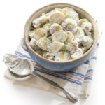Scallion-Dill Potato Salad