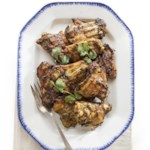 Yogurt-Curry Marinated Chicken Thighs