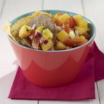 Summer Peach Salsa