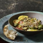 Fish Stew with Olives, Capers & Potatoes