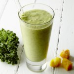 Mango-Coconut Green Smoothie