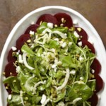 Watercress, Pistachio & Beet Salad