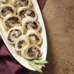 Mushroom- & Cranberry-Stuffed Turkey Cutlets