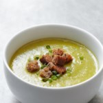 Creamy Asparagus-Potato Soup