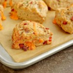 Ham & Cheese Scones
