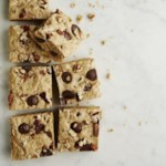 Pecan-Chocolate Chip Whole-Grain Blondies