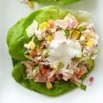Crunchy Confetti Tuna Salad