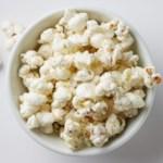 Lime & Parmesan Popcorn
