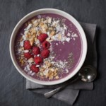 Acai-Blueberry Smoothie Bowl