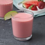 Watermelon-Strawberry Smoothie