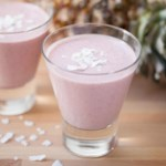 Cherry Piña Colada Smoothie