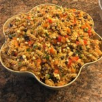 recipe: chicken florentine salad with orzo pasta [29]