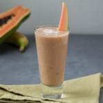Papaya-Coconut Smoothie