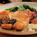 Winter Squash & Chicken Tzimmes