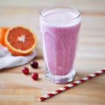 Cranberry-Orange Smoothie