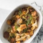 Chorizo-Fennel Stuffing