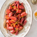 Orange-Caraway Glazed Carrots