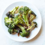 Balsamic & Parmesan Broccoli
