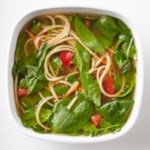Green Curry Vegetable Soup