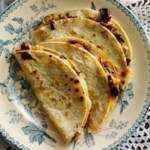 Ancho Chile Quesadillas