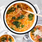 Bean & Barley Soup
