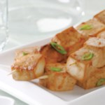 Indonesian Tofu Satays