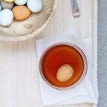 Orange Natural Egg Dye & Egg Coloring