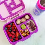 Rainbow Bento Lunch for Kids