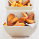 Cinnamon Baked Pumpkin
