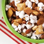 Honey-Mustard Snack Mix