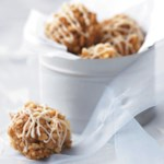 Peanut-Apple Crunch Balls