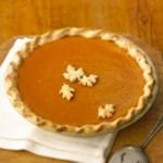 Light and Luscious Pumpkin Pie