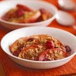 Cranberry Apple Pie Crisp