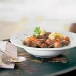 Polenta Beef Stew