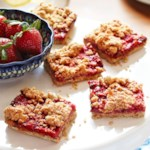 Gluten-Free Strawberry Breakfast Bars
