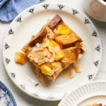 Mango-Coconut Overnight French Toast