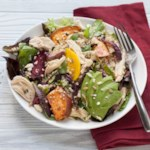 Loaded Mediterranean Chicken-Quinoa Salad